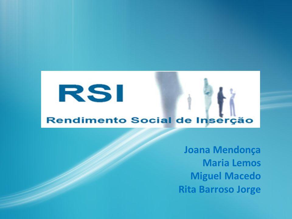 Índice 1-Introdução ao Rendimento Social de Inserção 2-Considerações de carácter constitucional e político sobre o rendimento social de inserção 3- Regime do Rendimento Social de Inserção 4- Implicações práticas do RSI
