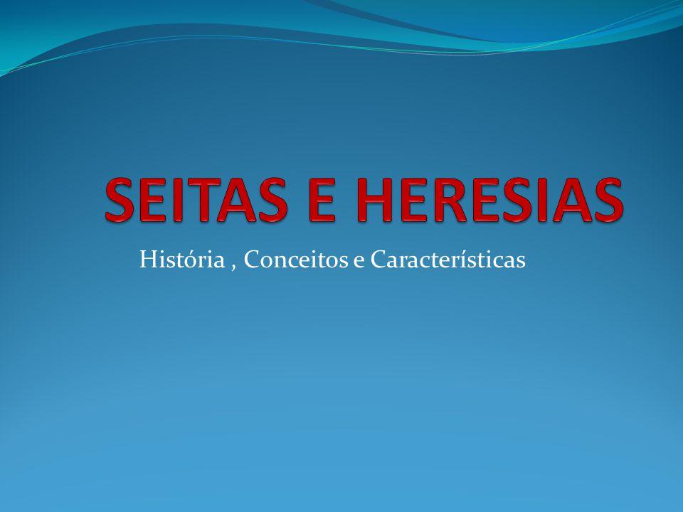 História, Conceitos e Características