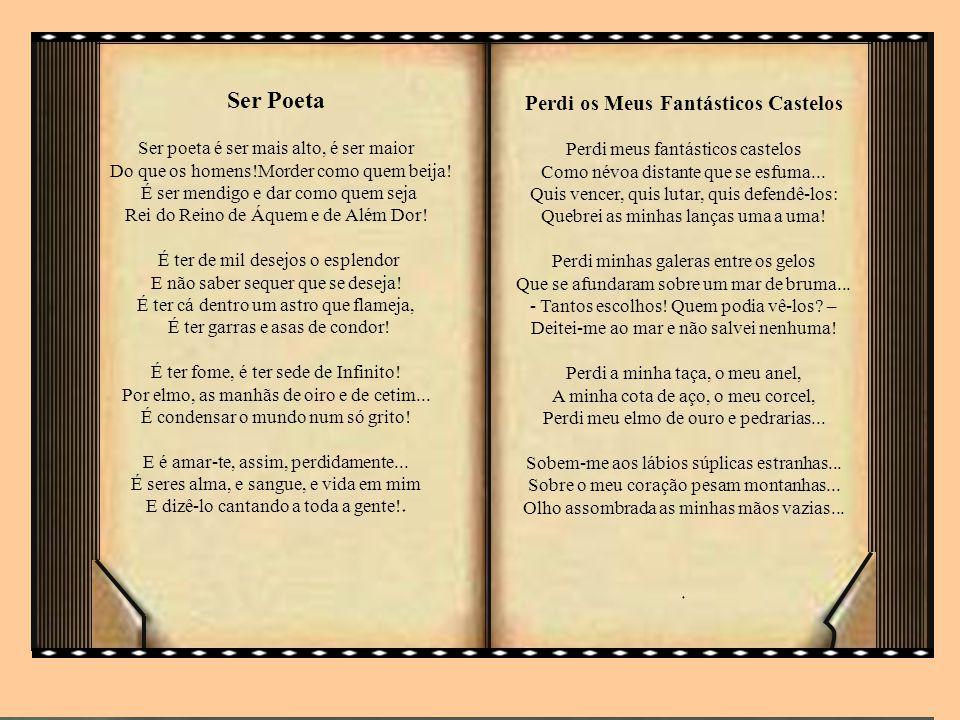 Florbela Espanca 1894-1930 Florbela Espanca Poetisa portuguesa.de nome Flor Bela de Alma da Conceição Espanca, nasceu em Vila Viçosa em 1894 Foi uma das primeiras mulheres em Portugal a frequentar o curso secundário, onde lia obras de Balzac, Dumas, Camilo Castelo Branco, Guerra Junqueiro, Garrett.
