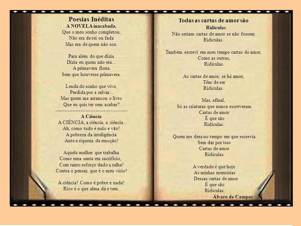 Fernando Pessoa (Lisboa 1888-1935 Fernando António Nogueira Pessoa Nasceu em 1888 em Lisboa.