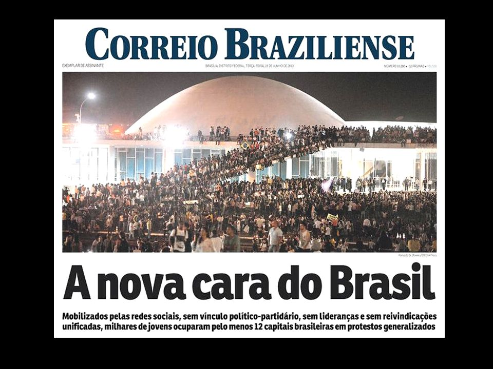 Se a esperança tem uma cor, ela talvez seja a do céu de Brasília naquele fim de tarde.