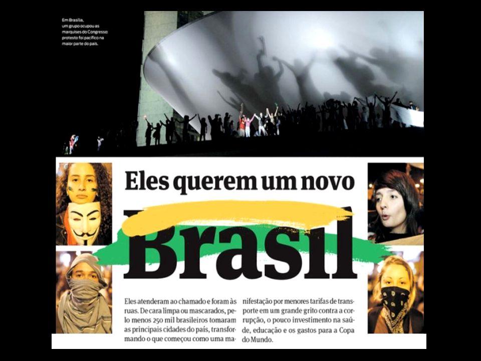 ...ela é também, e principalmente, para cada pequeno brasileiro.