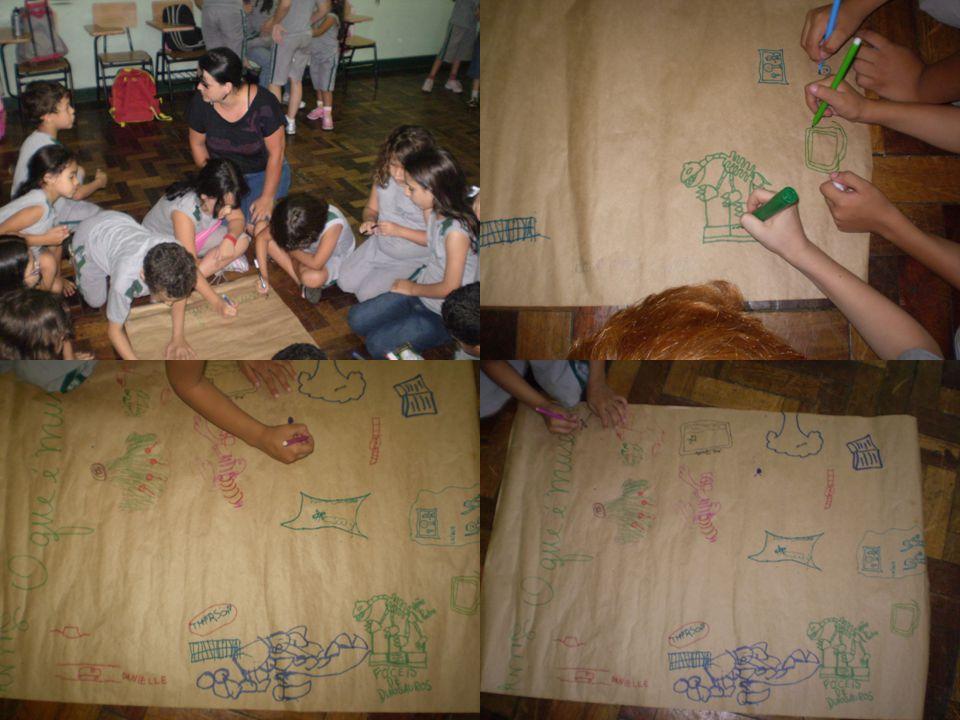 Dia 11/03/09 Definir os termos inerentes ao projeto.