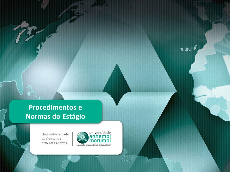 CONTATOS Em caso de dúvidas, entre em contato com: estagios@anhembi.brestagios@anhembi.br Confira a Lei de Estágio: http://www.planalto.gov.br/ccivil_03/_ato2007-2010/2008/lei/l11788.htm
