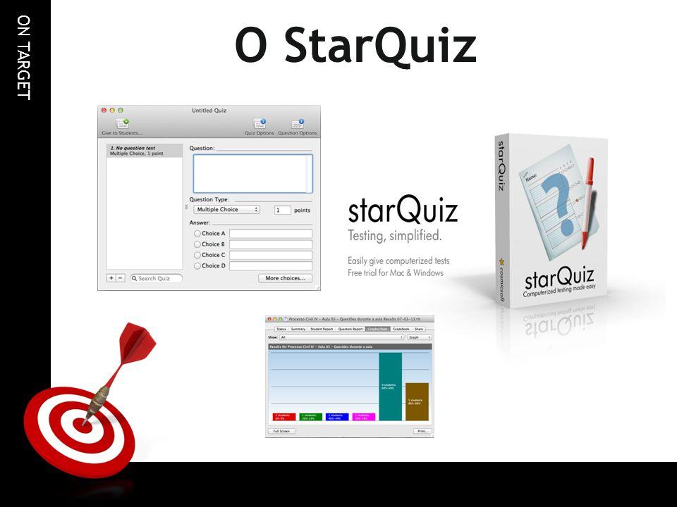ON TARGET O StarQuiz