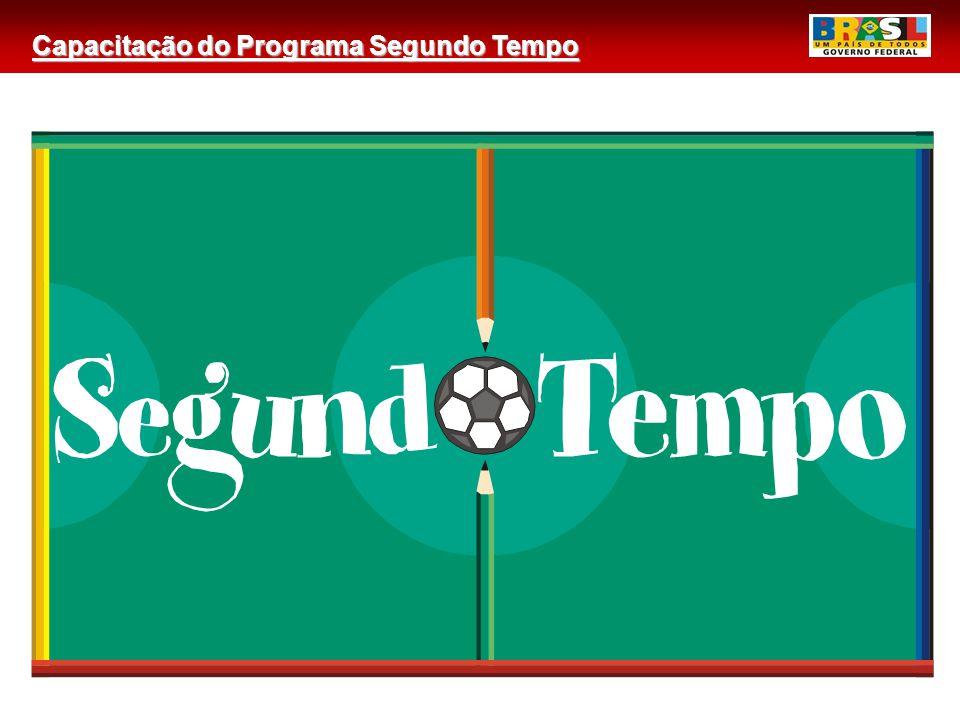 Capacitação do Programa Segundo Tempo