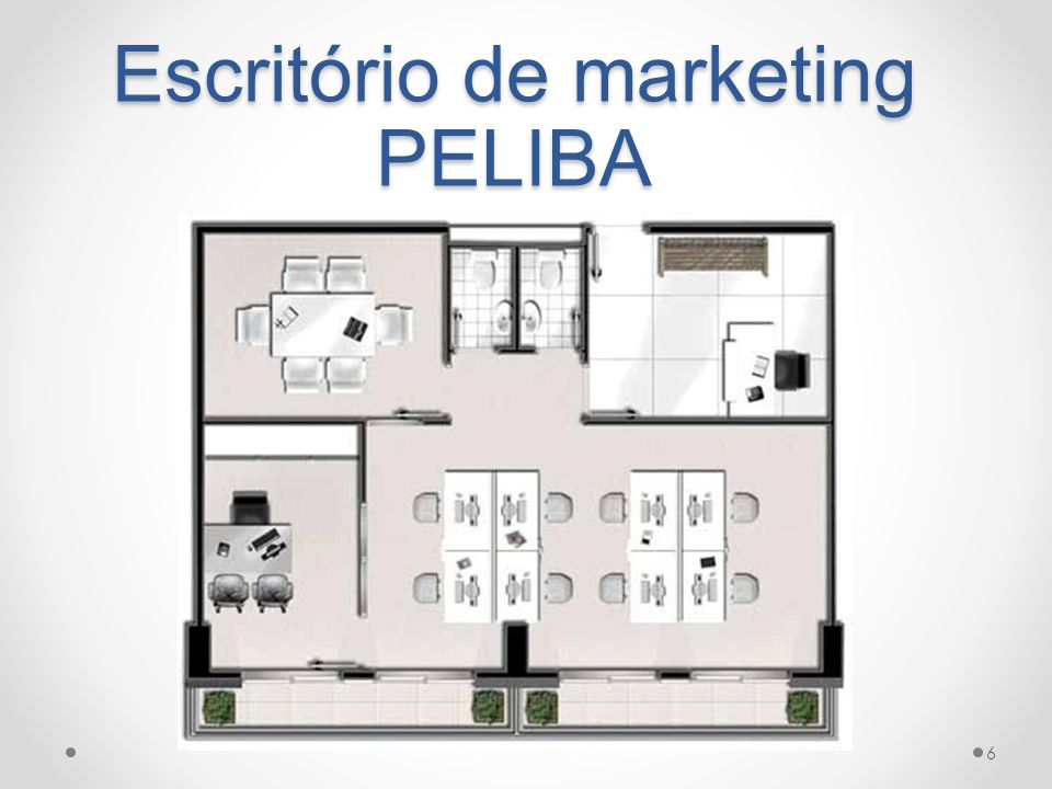 Escritório de marketing PELIBA 6