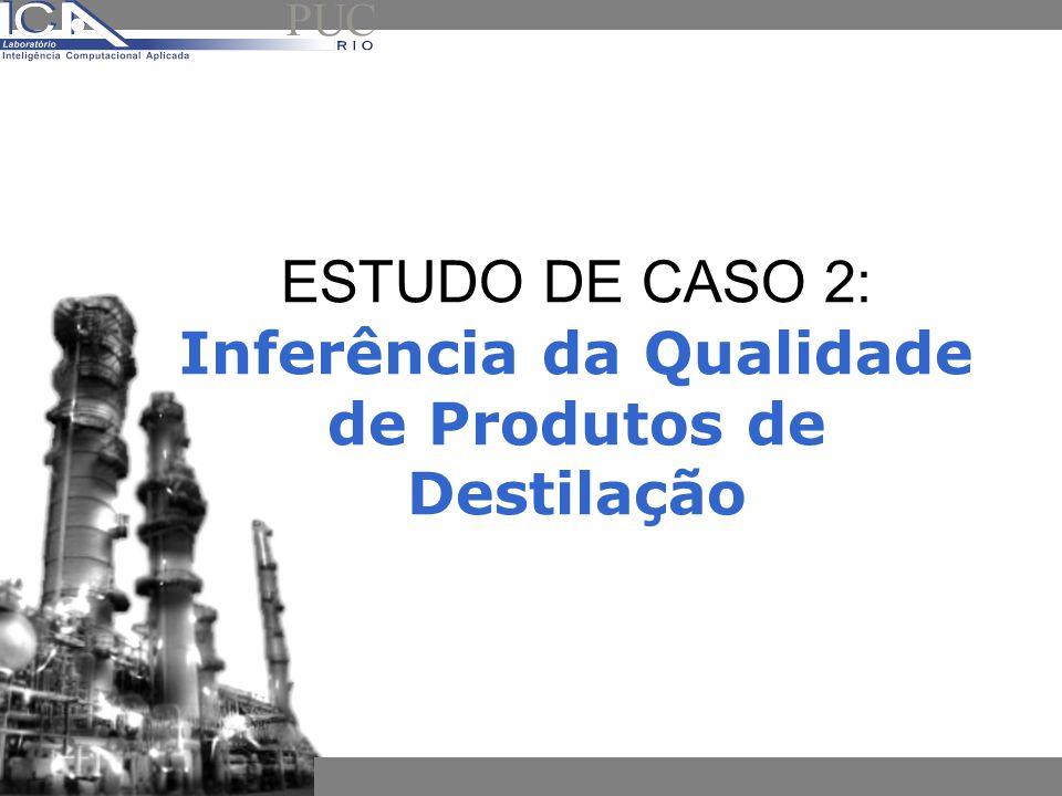 ESTUDO DE CASO 2: Inferência da Qualidade de Produtos de Destilação