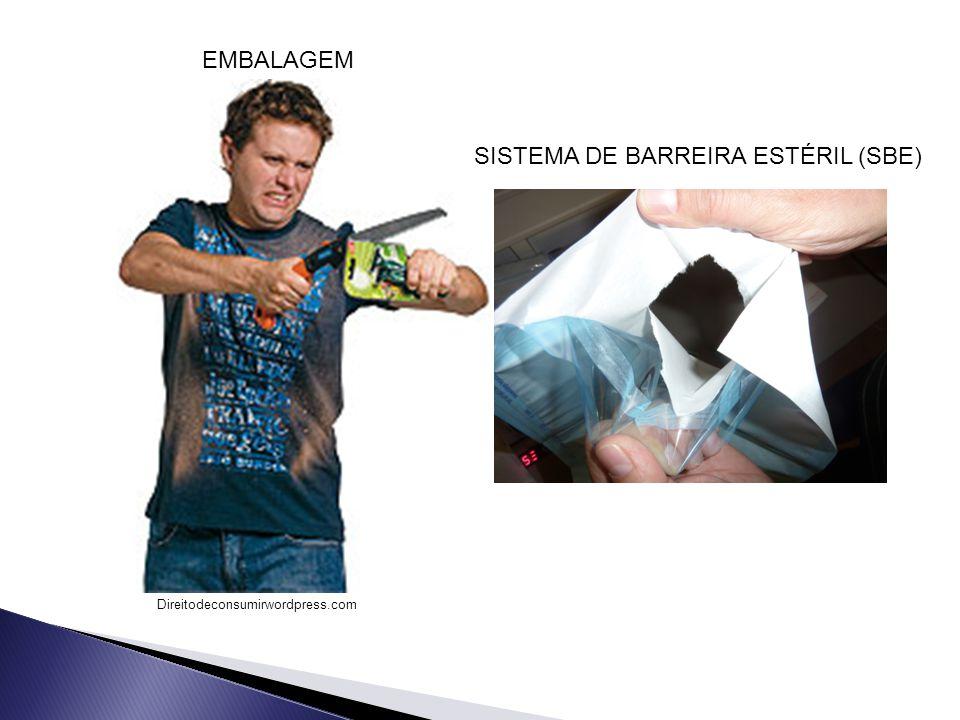 Direitodeconsumirwordpress.com EMBALAGEM SISTEMA DE BARREIRA ESTÉRIL (SBE)