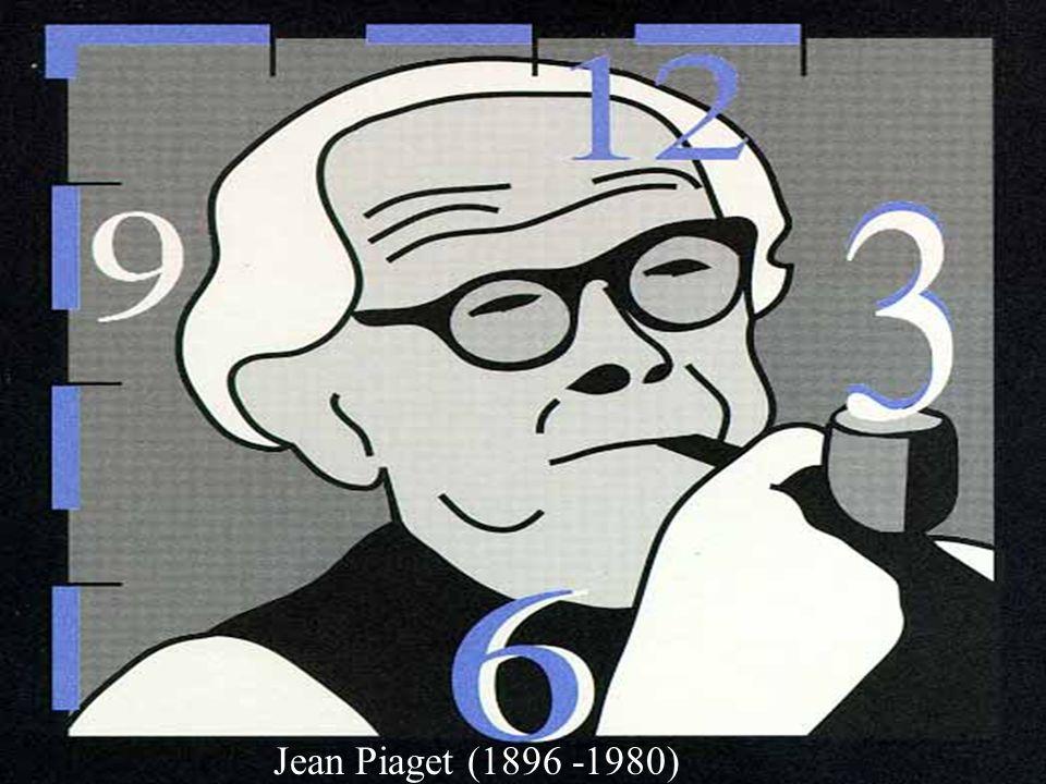 Jean Piaget com sua esposa Valentine Châtenay