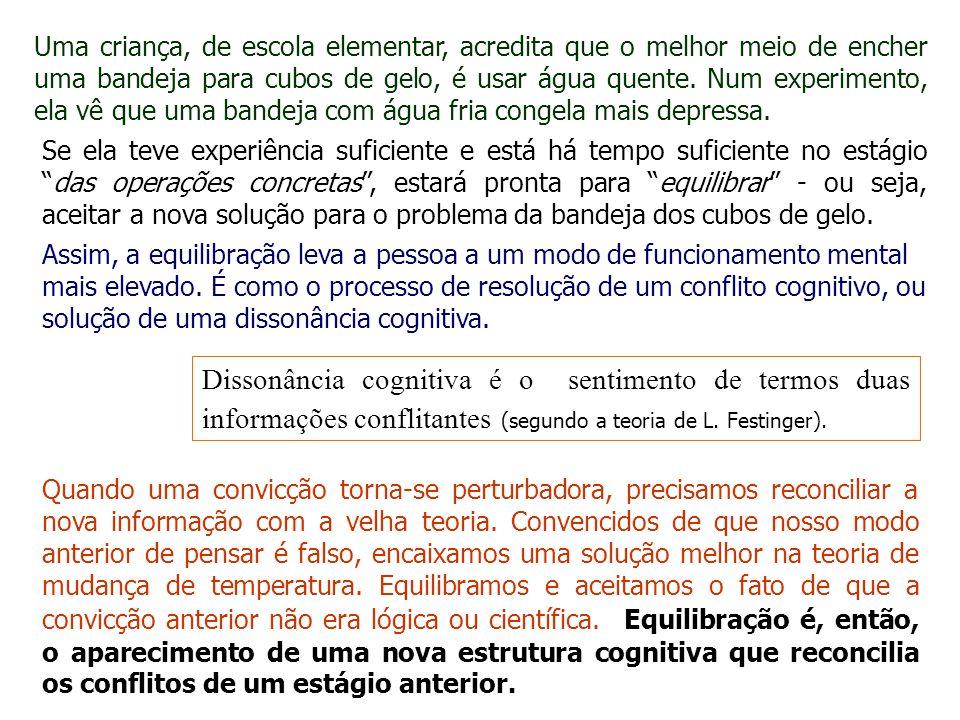"""""""É um processo ativo pelo qual uma pessoa reage a distúrbios ocorridos em sua maneira comum de pensar, através de um sistema de compreensão; isto resu"""