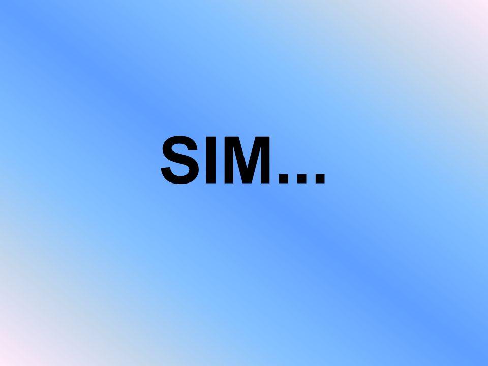 SIM...
