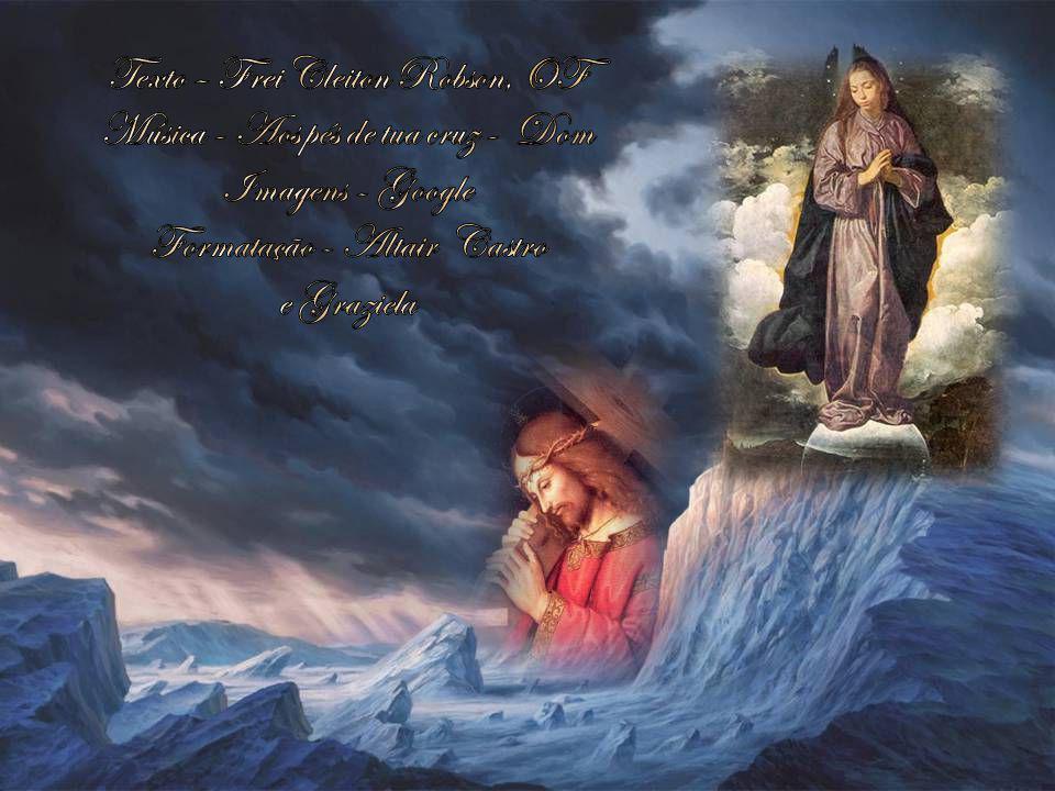 E de novo: Glorifica-me tu, Pai, com a glória que tinha junto de ti antes que o mundo existisse (Jo 17,5). E repete: Pai, glorifica teu nome. Desceu e