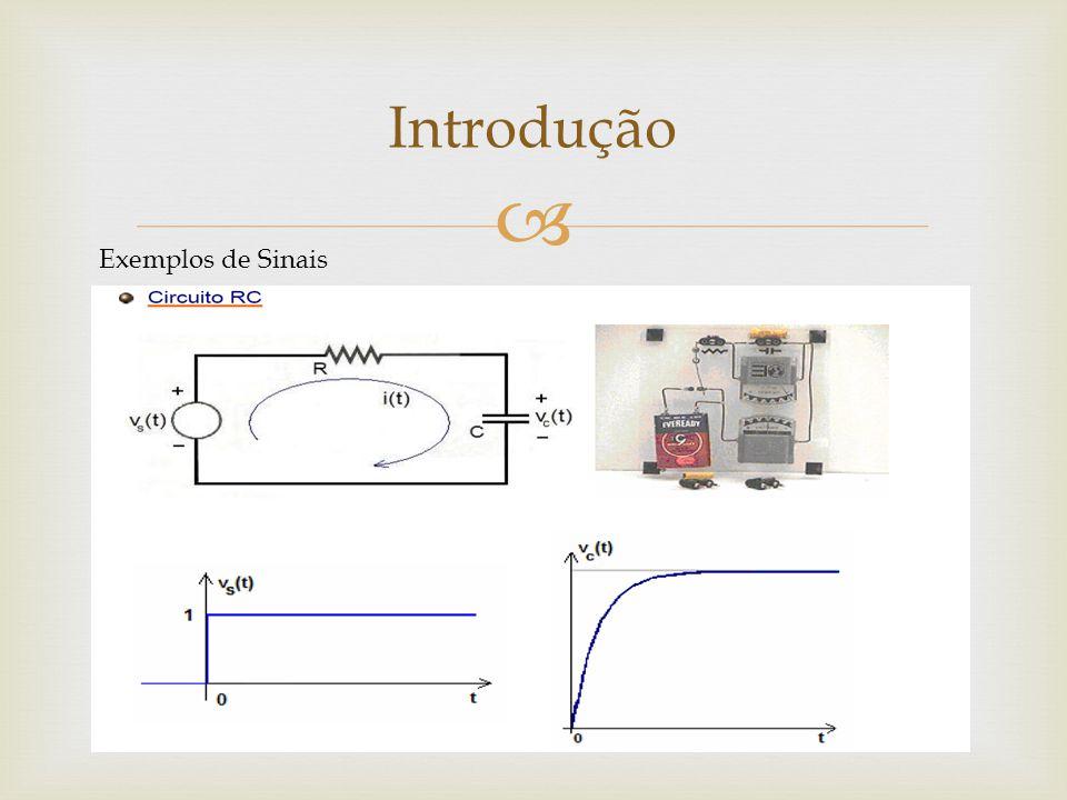  Quando n→∞ e a amplitude do sinal x[n] não →0.