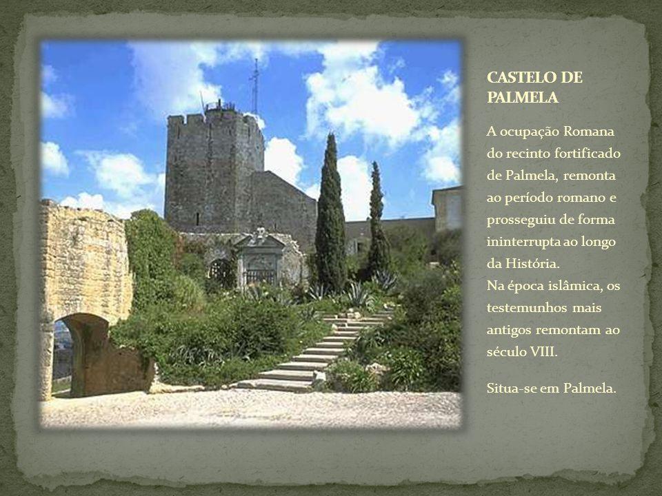 A ocupação Romana do recinto fortificado de Palmela, remonta ao período romano e prosseguiu de forma ininterrupta ao longo da História. Na época islâm