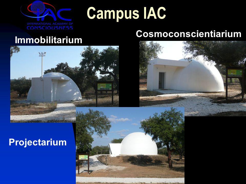 Campus IAC Projectarium Immobilitarium Cosmoconscientiarium