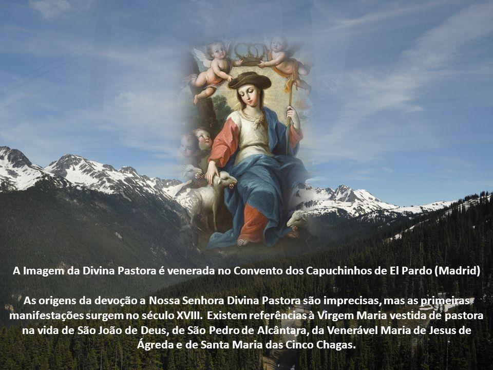 Nossa Senhora Divina Pastora (também invocada sob os nomes de Divina Pastora das Almas, Mãe Divina Pastora ou ainda Mãe do Bom Pastor) é um dos muitos