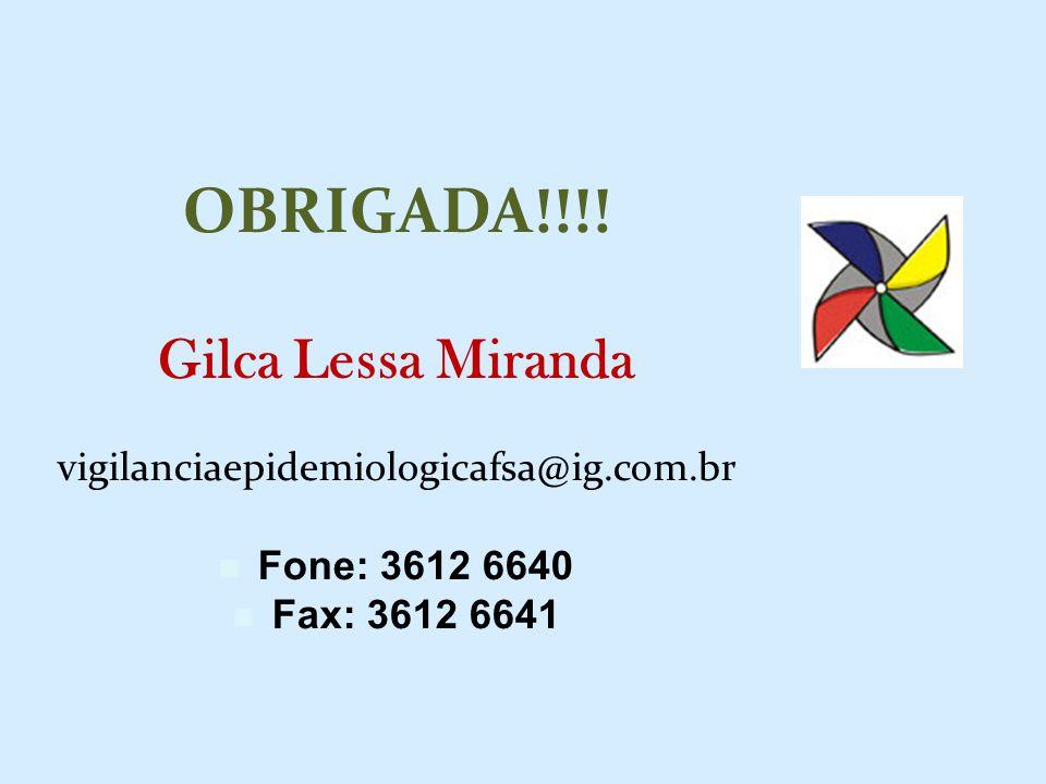 OBRIGADA!!!.