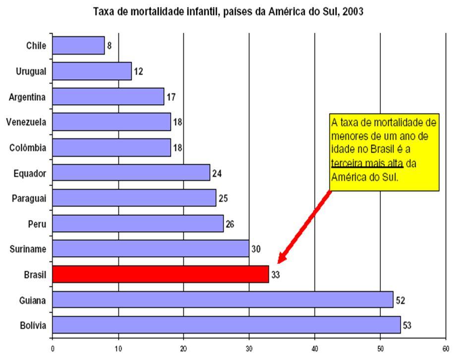 Mortalidade infantil: determinantes