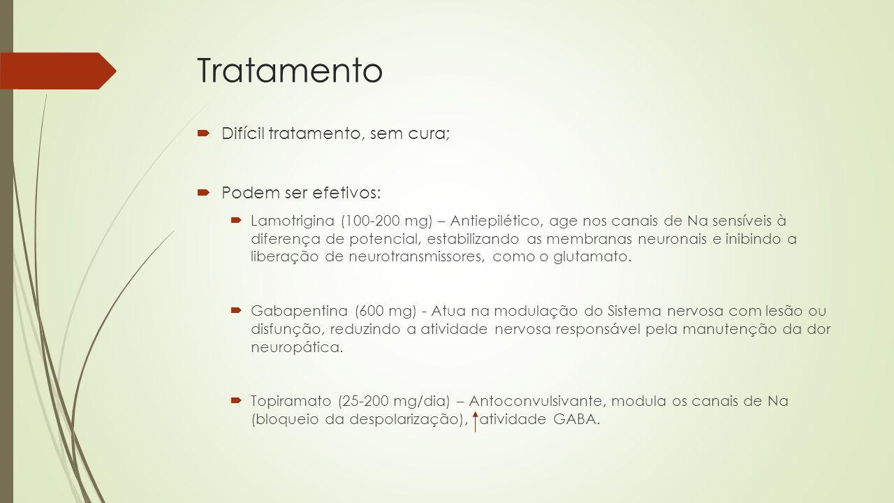 Outras Cefaleias  Cefaleia primária em facadas : curta duração (< 3 s), em pontadas, pacientes com enxaqueca ou cefaleia em salvas.