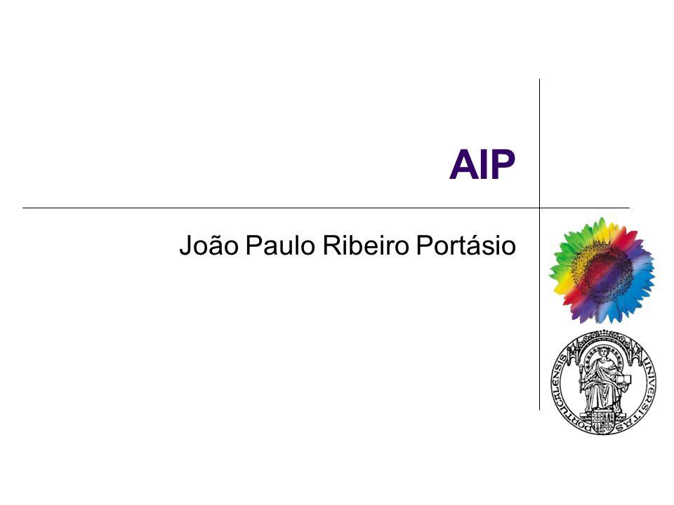 AIP João Paulo Ribeiro Portásio