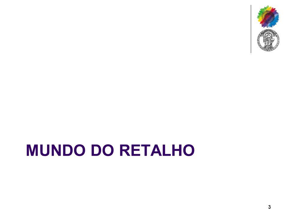 Retalho Venda de produtos para consumo directo por parte dos compradores.