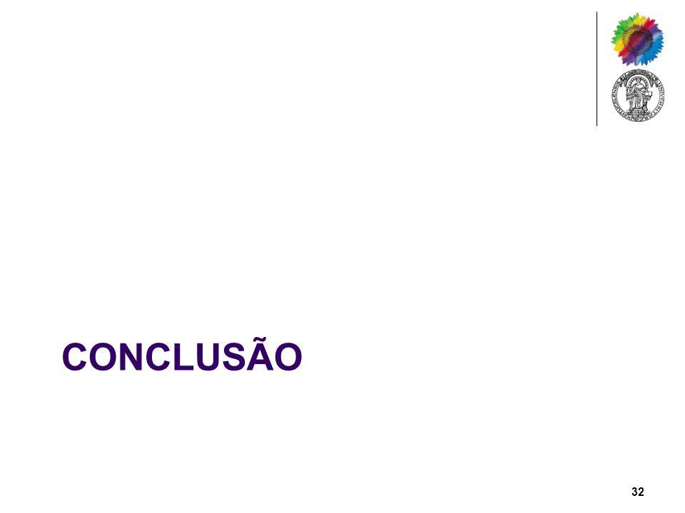 CONCLUSÃO 32