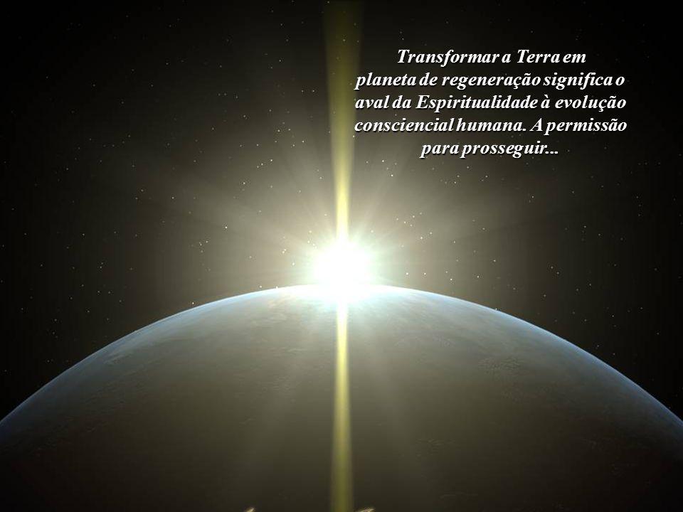 """Uma verdadeira explosão de consciência, um """"salto quântico"""", será inevitável e poderá acontecer dentro dos próximos anos."""