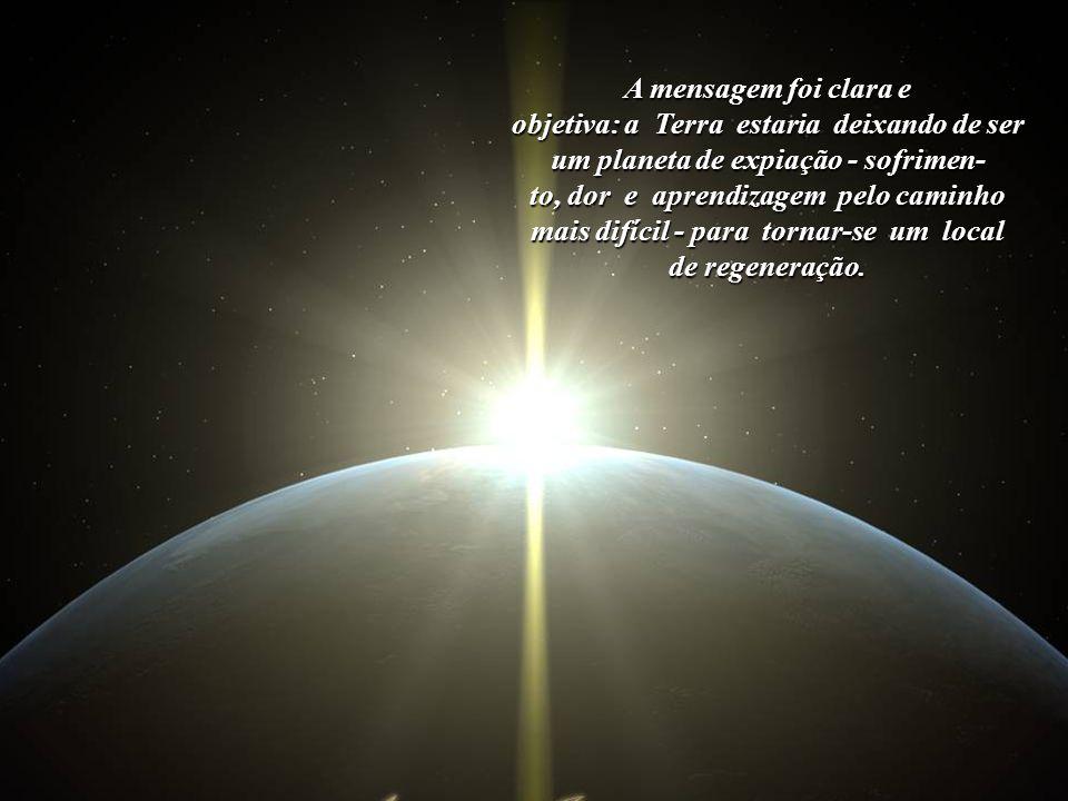 Nesse evento, uma importante mensa- gem, proveniente do mundo espiritual, foi recebida por um médium na Terra. Bezerra de Menezes (1831-1900) fa- lou