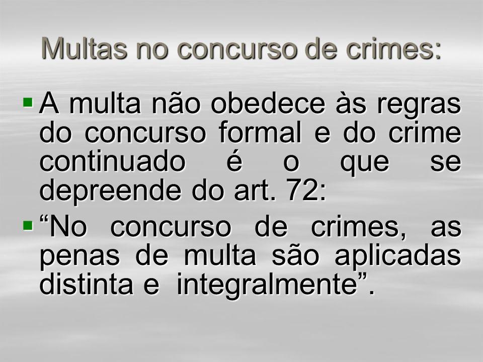 """Continuidade nos crimes contra a vida:  consoante o disposto no parágrafo único do art. 71.  A súmula 605 do STF que diz: """"Não se admite continuidad"""