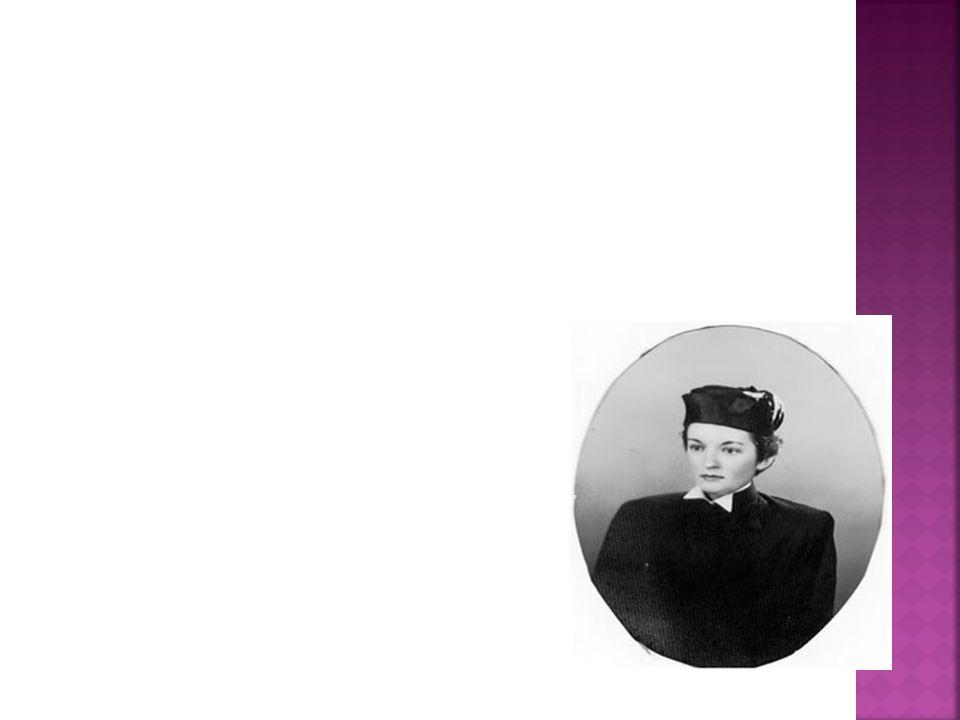 Wanda Horta 1926-1981 Lema: Gente que cuida de gente.