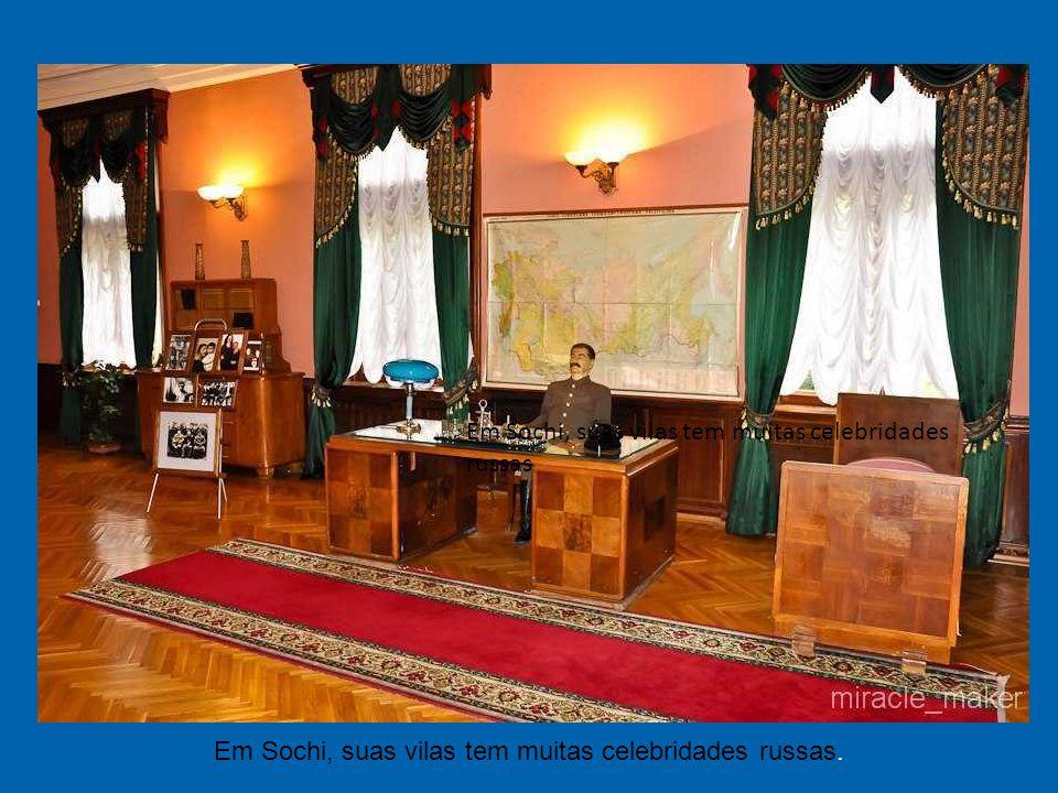 Villa de Stalin em Sochi