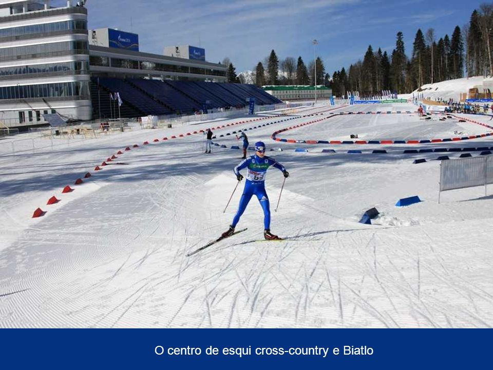 Centro de esqui alpino