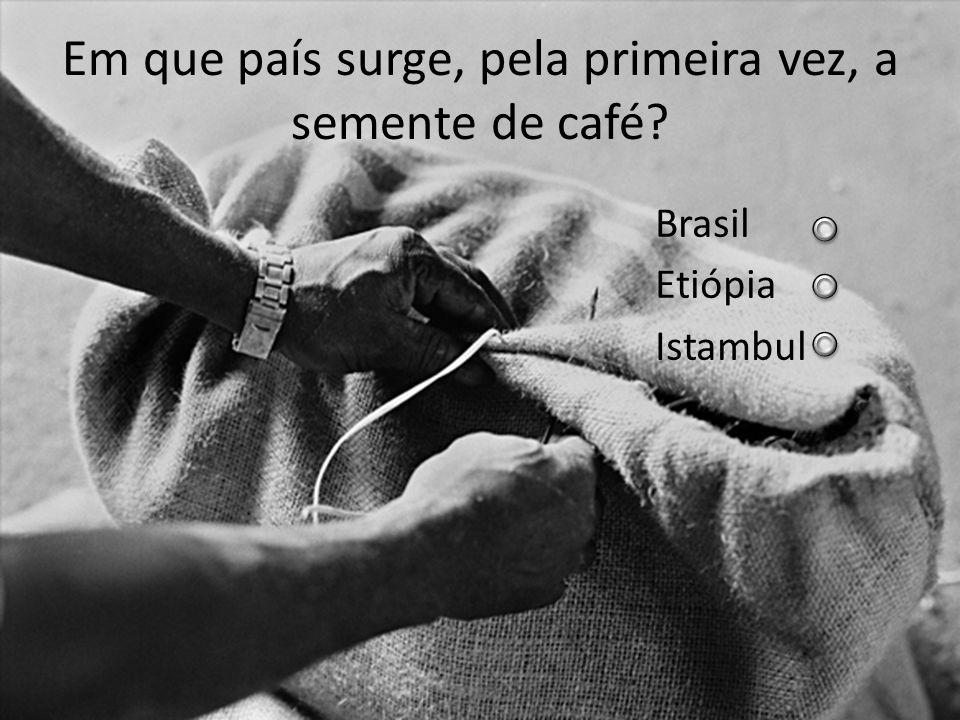 Quiz sobre o café O café é uma das bebidas mais importantes do mundo. Vamos testar os teus conhecimentos?