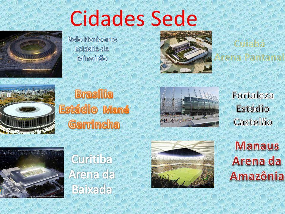 Cidades Sede