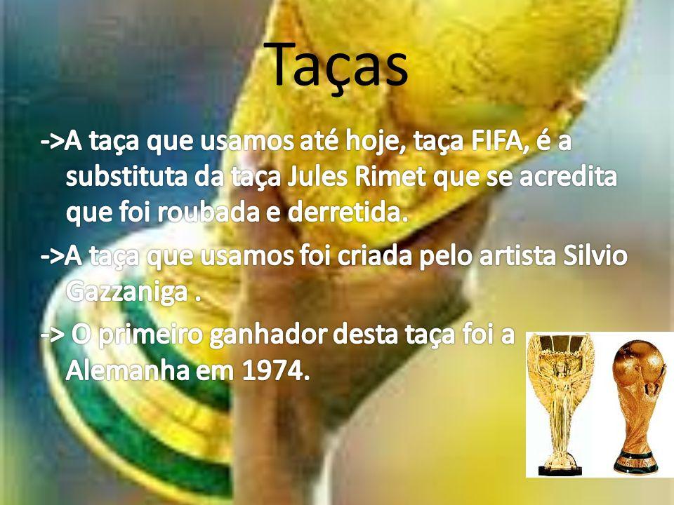 A 1ª Copa no Brasil