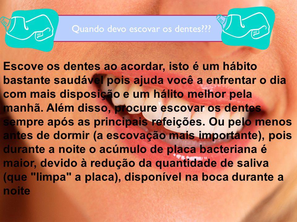 A escolha adequada do creme dental é feita individualmente para cada pessoa, por isso consulte seu dentista.