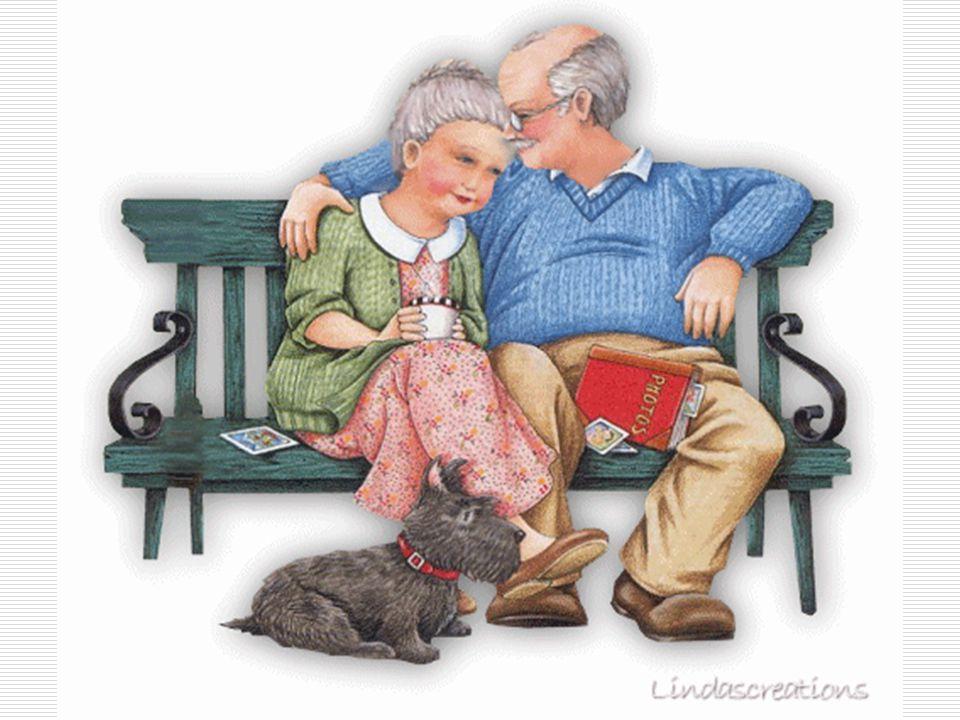 P: Por que é que os aposentados adiam tanto a limpeza daquele quarto vazio.