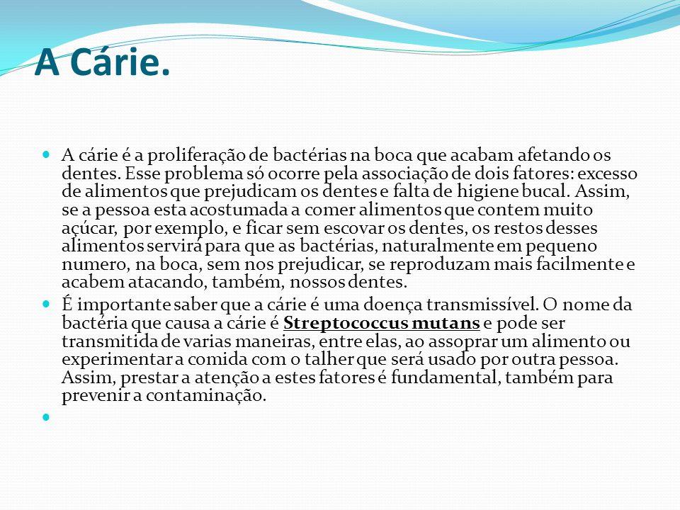 DUVIDAS SOBRE OS PRIMEIROS DENTES DE LEITE.P.