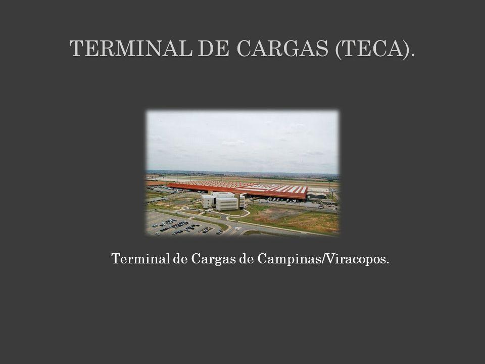 TERMINAL DE CARGAS (TECA). Terminal de Cargas de Campinas/Viracopos.