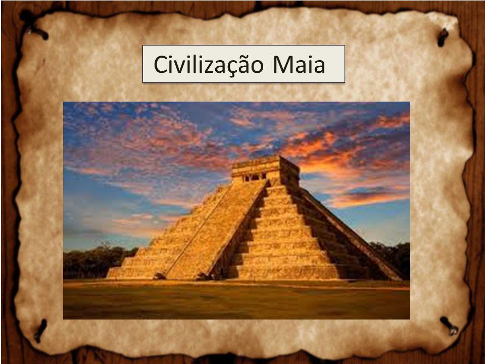 Maias Os MAIAS foram importantes povos pré- colombianos, embora não tenham Formado grandes impérios como os ASTECAS e INCAS.Espalham-se por toda A PENINSULA DE YOCATÁN e já no primeiro milênio a.c formavam centros culturais de destaque.