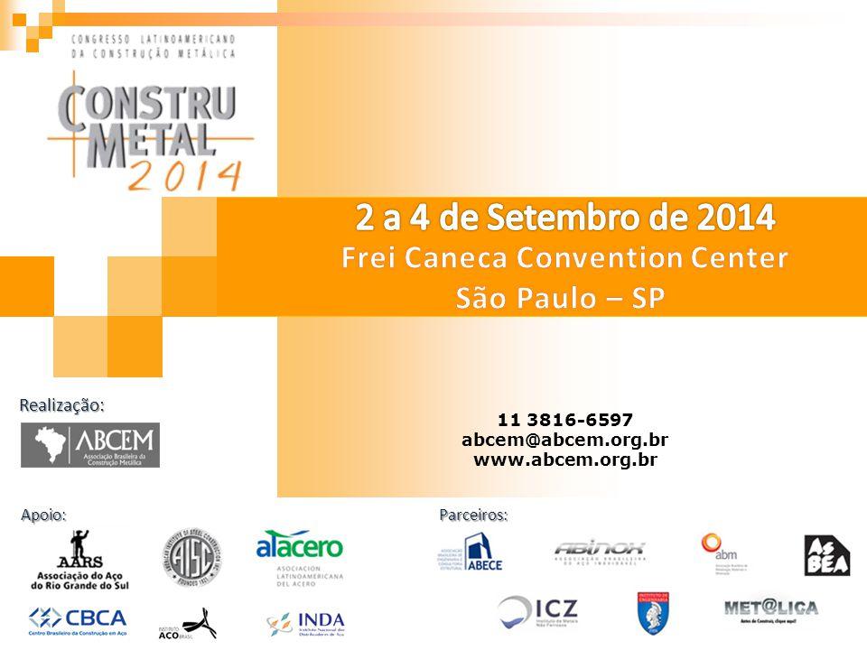 Realização: Apoio:Parceiros: 11 3816-6597 abcem@abcem.org.br www.abcem.org.br