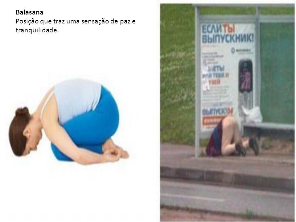 Setu Bandha Sarvangasana Esta posição acalma o cérebro e recupera pernas cansadas.