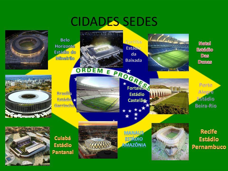 CIDADES SEDES