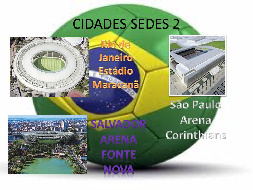 CIDADES SEDES 2
