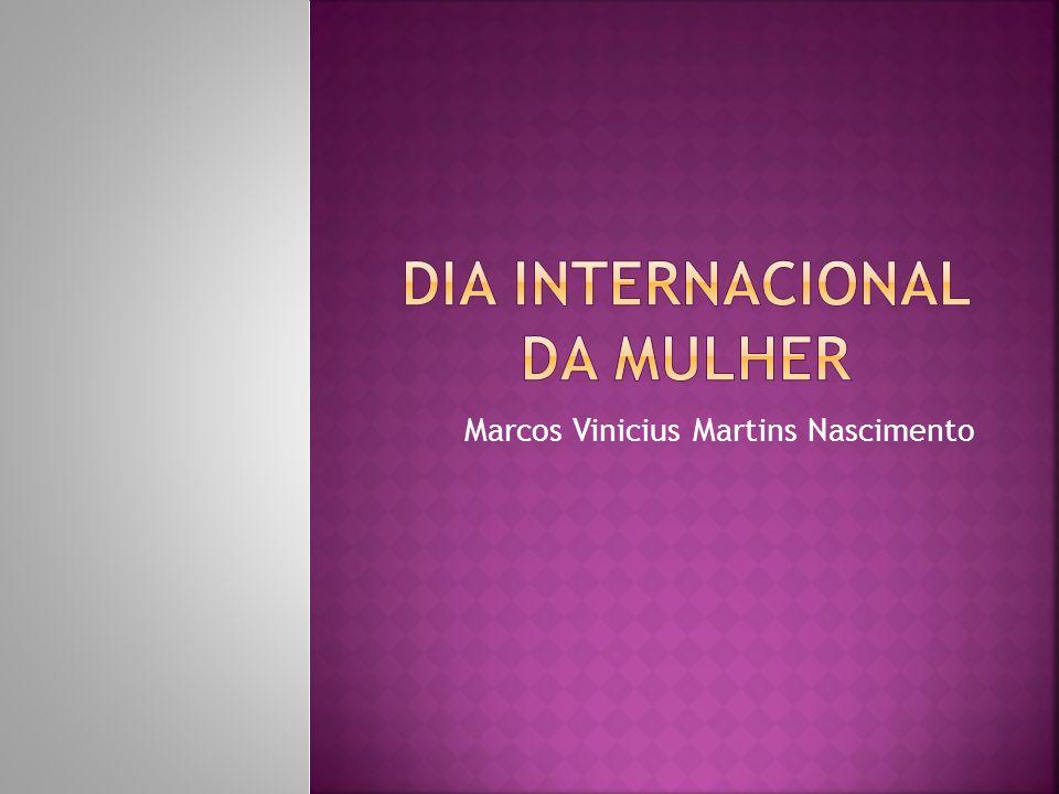 Marcos Vinicius Martins Nascimento