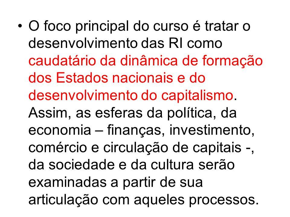 Esta história pioneira de Portugal deixou algumas lições sobre a formação do sistema inter-estatal e do próprio capitalismo: i.