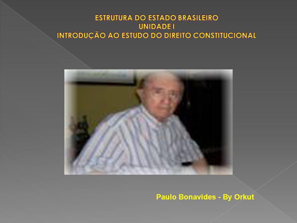 Paulo Bonavides - By Orkut