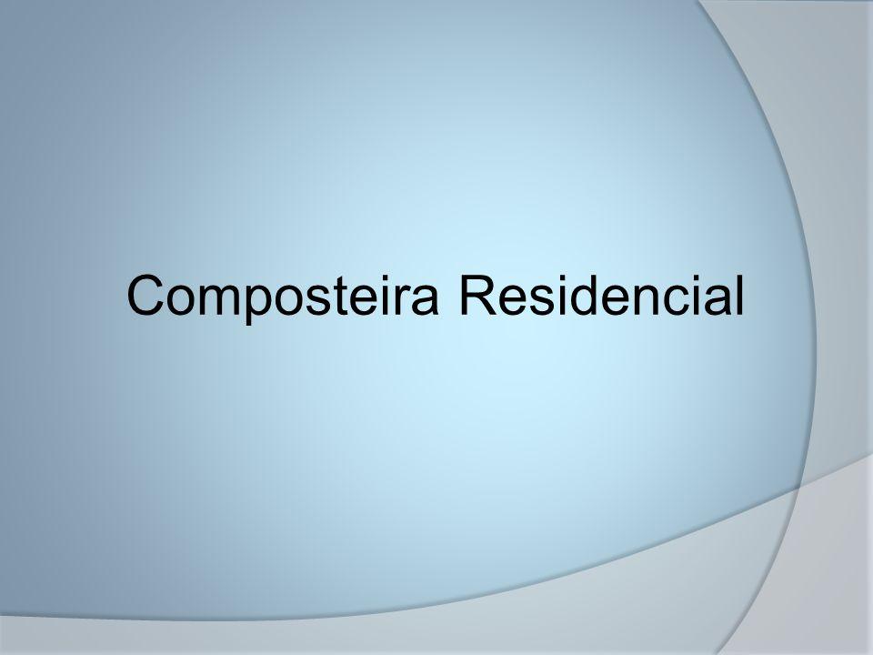 Composteira Residencial