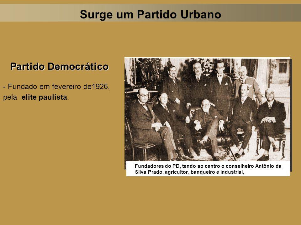 Revolta Paulista (1924 ) – Liderada pelo general Isidoro Dias Lopes. Após ocupação da capital recuam para o interior. Revolta Gaúcha (1924 ) – Sob o c